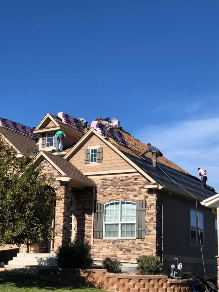 Aurora roofing contractor